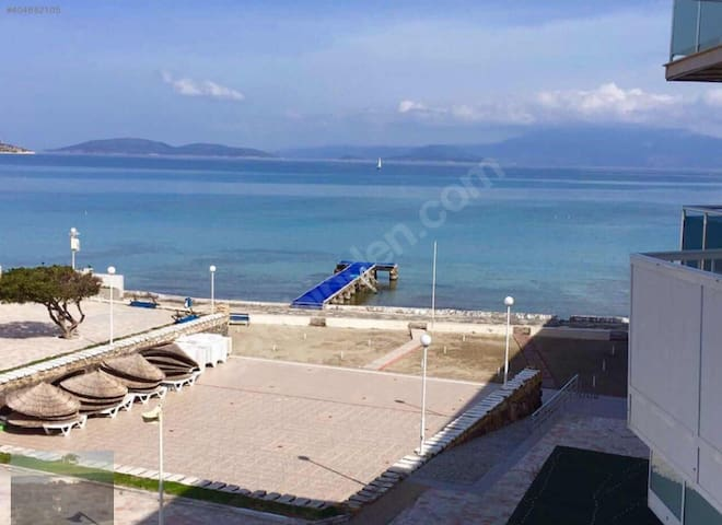 Denize Sifir yazlik / Beach Apartment in Cesme - Çeşme - Appartement