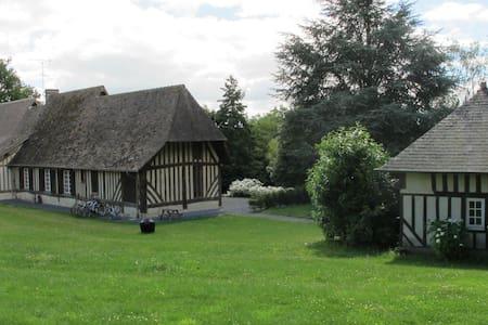 Belle maison rénovée campagne  Pierrefitte en Auge - Pierrefitte-en-Auge