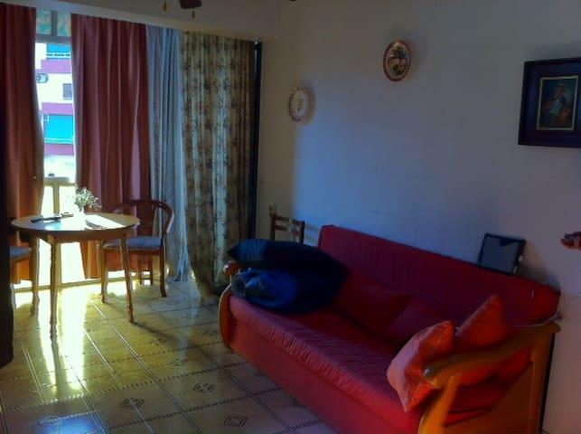 Basic but comfortable flat - Alicante - Apartamento