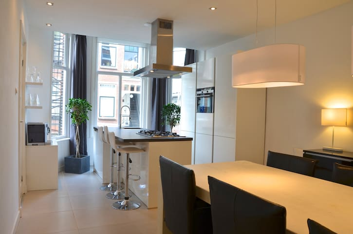 Luxury apartment near the beach on A-Location - The Hague