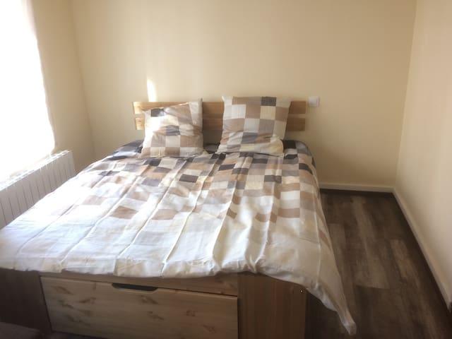 Votre lit de 160 de large!