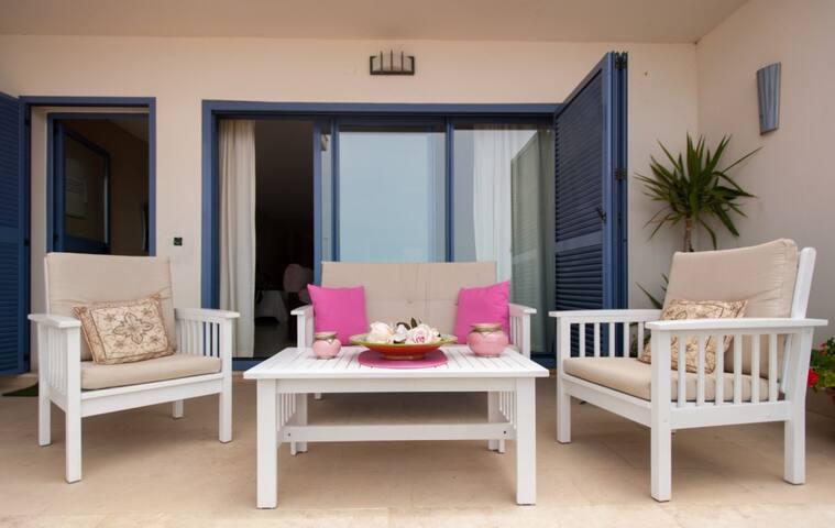 Schöne Luxus-Wohnung am Strand von  - Tarifa - Apartment