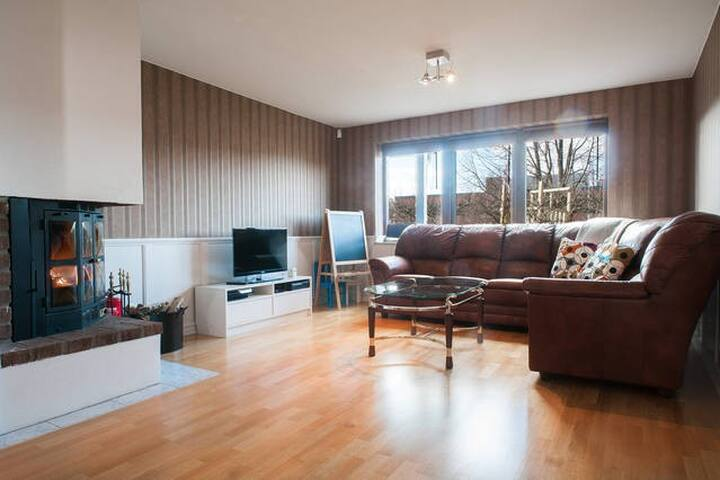 Beautiful apartment in villa, great for big family - Huddinge - Apartamento