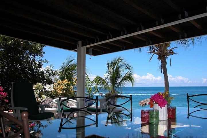 Oceanfront Villa-Breathtaking Views - Pelican Key - Villa