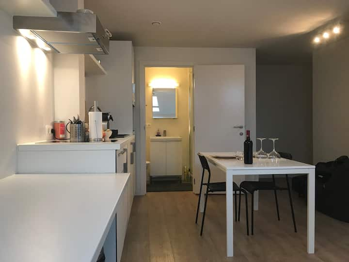 Beautiful apartment in the city heart of Leuven!