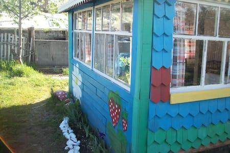 Домик для кемпинга на оз. Байкал - Angarsk - Talo