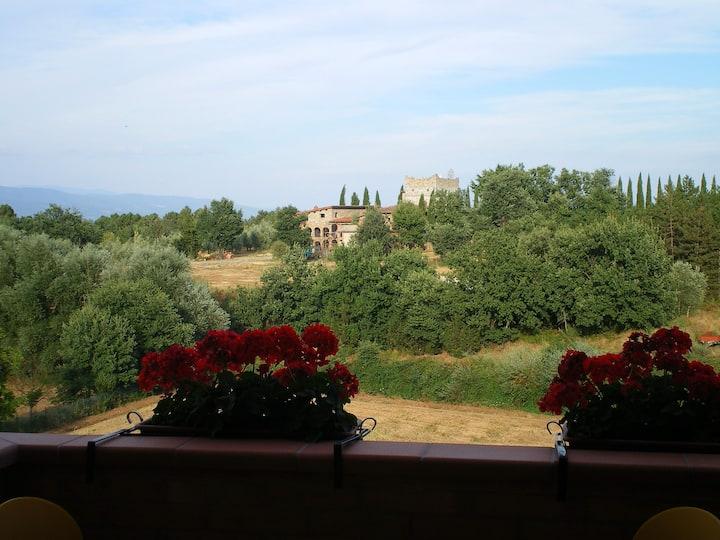 La porta del Chianti - Cavriglia-Ar