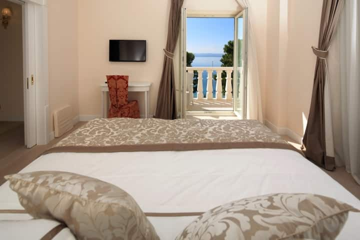 Luxury rooms Villa Jadranka - Suite with sea view