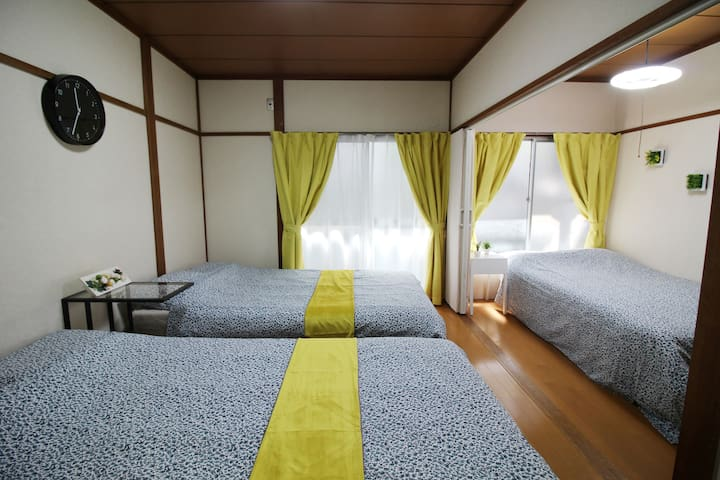 A102【NEW OPEN】2 min to Shinjuku Sta.by train !