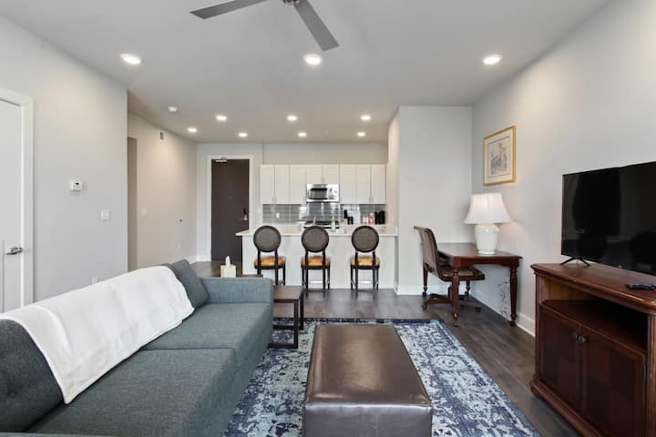 Clean and Modern Bywater 2br 411