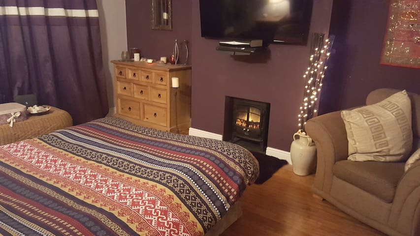 Warm and Cosy 2 - Ripon - Banglo