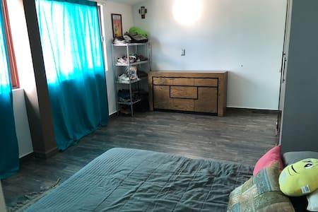 New and Cozy Room in Cholula Pueblo Mágico