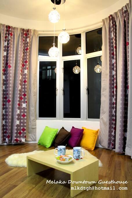 Brand new renovated Homestay in Melaka.