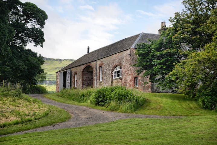Farmstay self catering by Stirling - Stirling - House