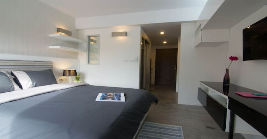 Modern Studio in 5 star Resort  - เกาะสมุย