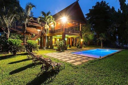 Paradise 7BD6BA Private Pool - Chiang Mai Thailand - Villa