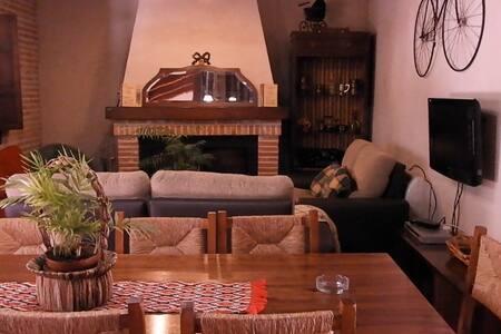 Espléndida Casa Rural, acogedora, y bien situada