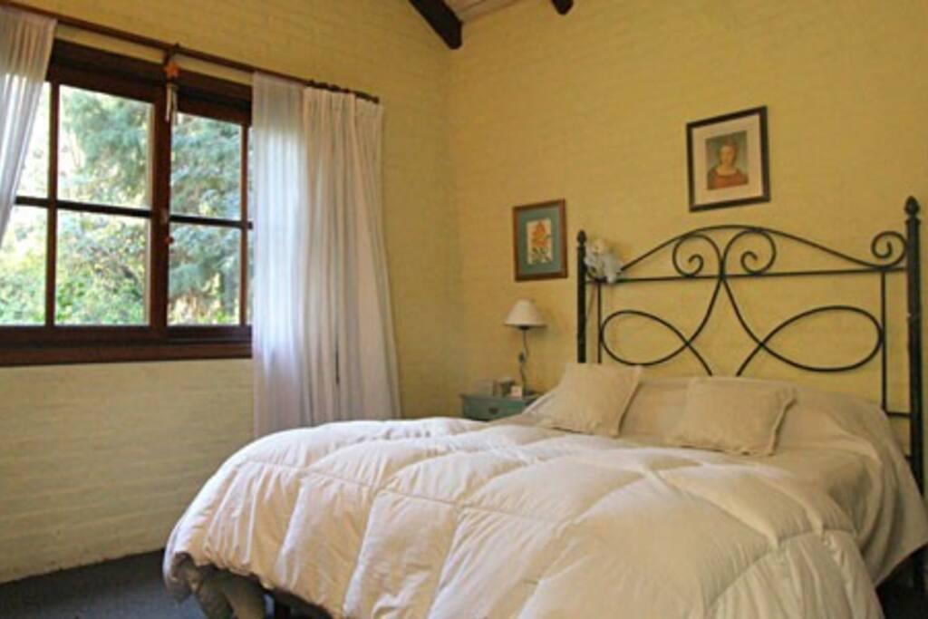 Dormitorio principal suite