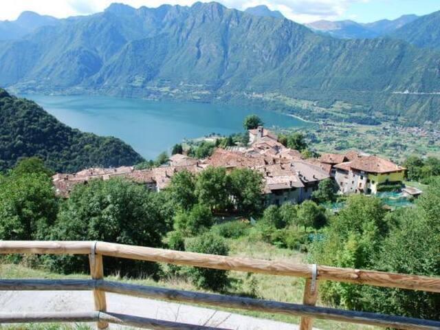 Appartamento a Bondone, #Borgotrapiùbellid'Italia