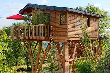 Une Cabane Spa d'exception - Mont-Saint-Jean - Chalet