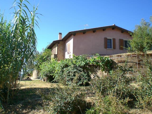 Beautiful Tuscany villa with pool - Manciano - Haus