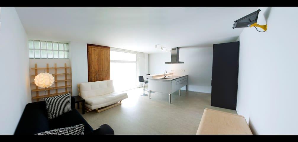 Cozy Design Loft. Wifi.