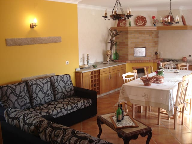 Country HouseT5 near Porto, airport - Guilhabreu - Villa