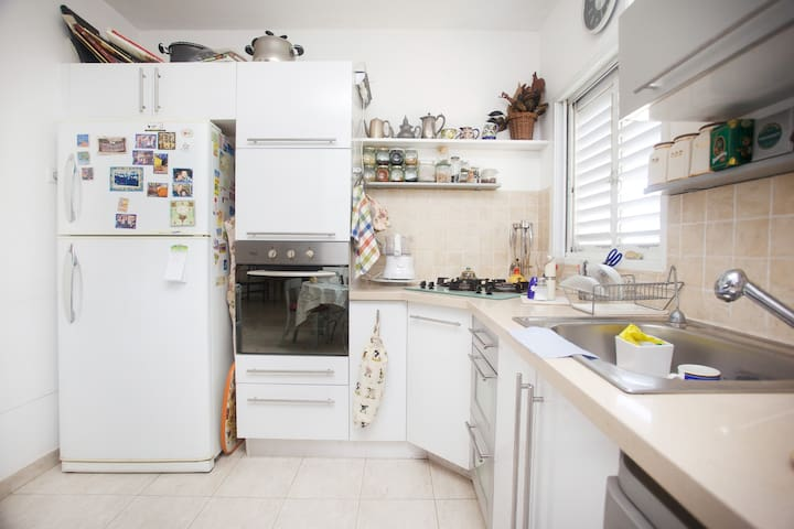 Use of kitchen with agreement of owner