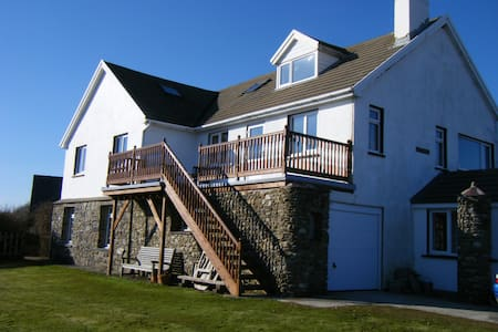 B&B, sea view.Also s/c Annex weekly - Solva - Bed & Breakfast