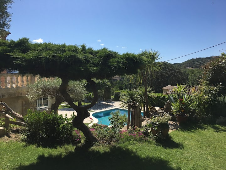 Villa l'Olivette