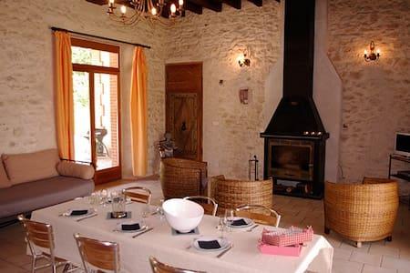 Gîte solognot rénové - Chaumont sur Tharonne - House