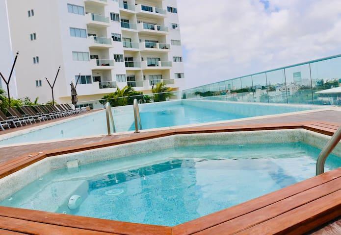 ★ Luxury view ★ Malecon Suites ★ Rio1202 ★