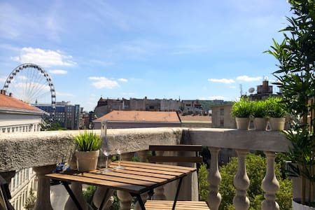 Hi5 Apartments 22 - Best view - บูดาเปสต์ - อพาร์ทเมนท์