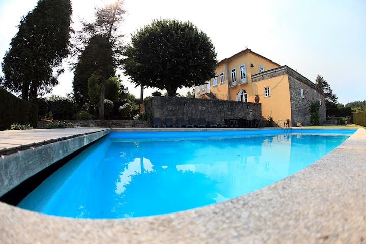Vacation house w/ swiming pool in Viana do Castelo