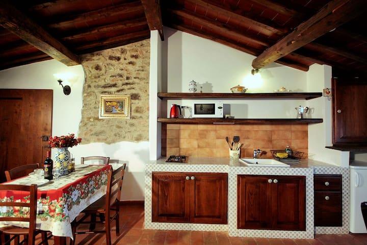 Villa Toscana La Mucchia - Suite Lavanda # 7
