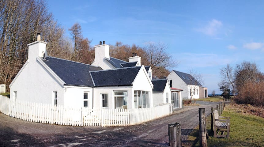 Riverside Cottage, Aros Bridge, Isle of Mull