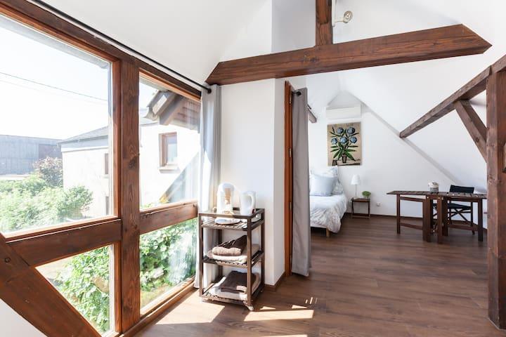 La Wantzen'hote logement indépendant
