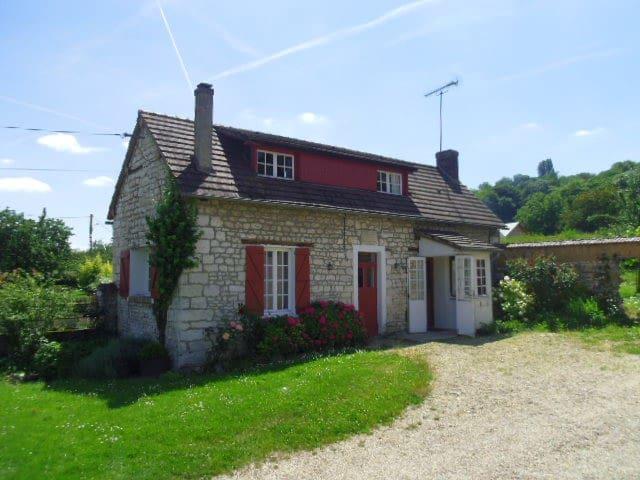 Charmante petite longère - Saint-Pierre-d'Autils - Dům