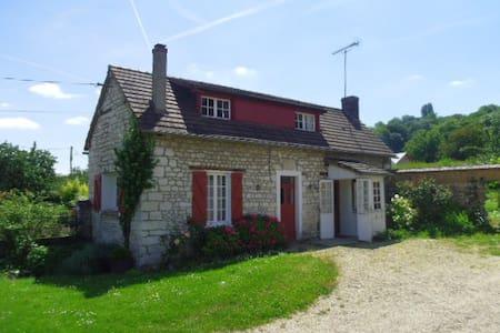 Charmante petite longère - Saint-Pierre-d'Autils - House