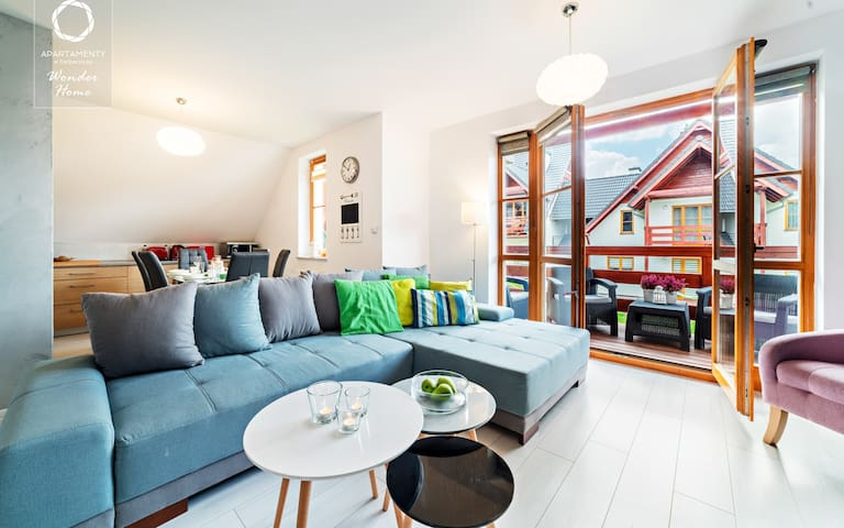 Apartamenty Wonder Home - OLIWKA