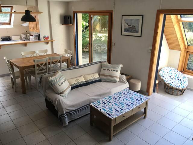 Maison Arzon - Golfe du Morbihan- Port du Crouesty