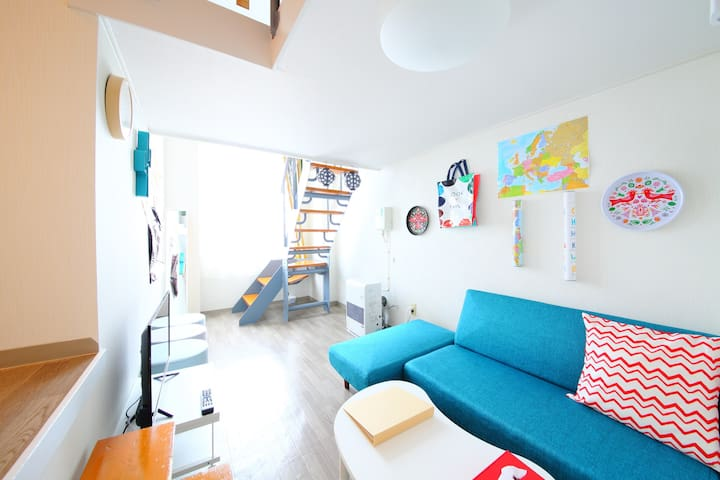 7min to Downtown! Cosy & Modern house!Newly opened - 札幌市 - Apartmen