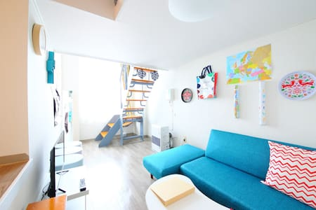 7min to Downtown! Cosy & Modern house!Newly opened - 札幌市 - Apartment