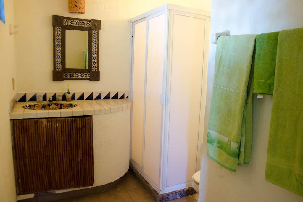 Baño/Bahtroom