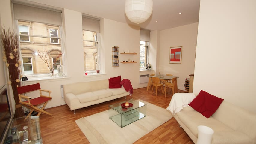 Commonwealth Games Accommodation - Glasgow - Daire