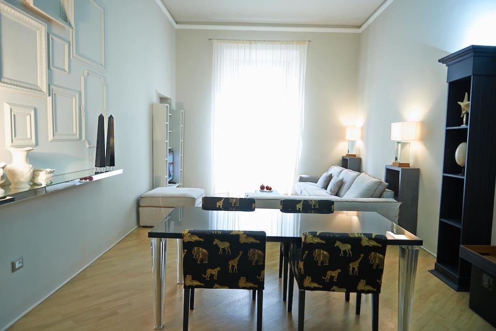 Liberty apartment appartamenti in affitto a firenze for Appartamenti in affitto firenze