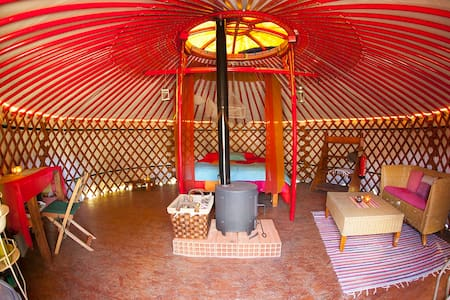 Yurt - Amazing view over the valley - Odeceixe