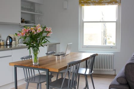Beautiful Loft Apartment Bloomsbury with terrace - London - Apartment