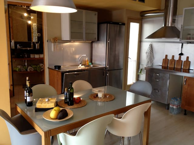 PENTHOUSE 25min TO BARCELONA - Sant Cugat del Vallès - Apartment