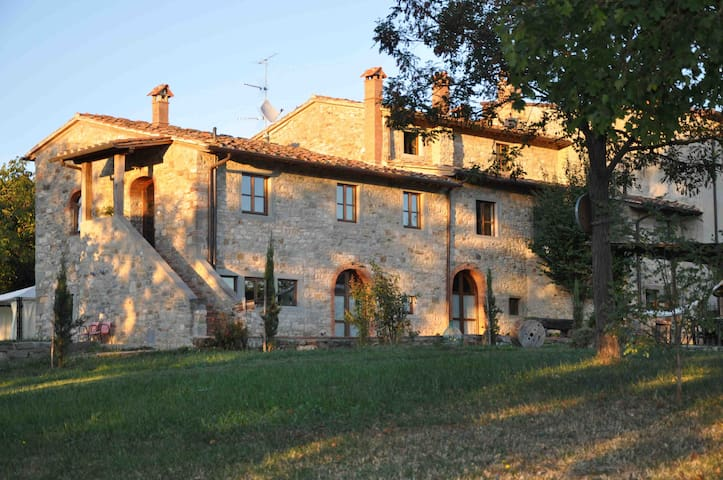 B&B and (URL HIDDEN) Collina in Tuscany - Bibbiena